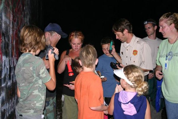 Pat Quackenbush loves the Haunted Hocking events in Hocking Hills