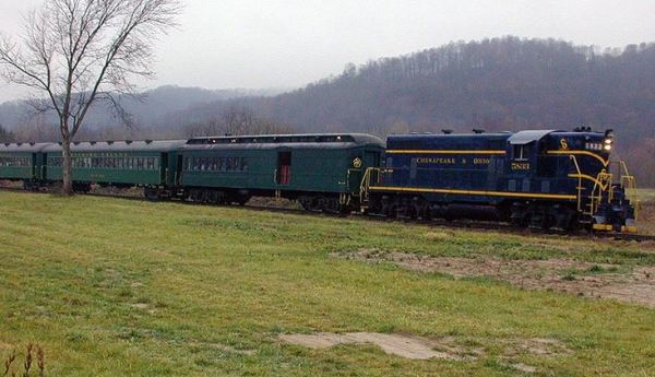 hocking scenic railway